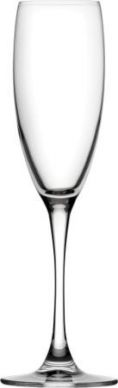 Polycarbonate Champagne Flute 6.8oz (193ml) Non Lined (12 Pack)