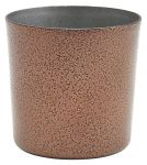 Hammered Copper Serving Cup 42cl/14.8oz (8.5cm Dia x 8.5cmH)