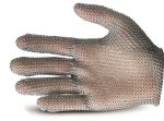 Chain Mail Mesh Glove Size Large