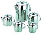 Stainless Steel Spouted Teapot 3ltr/100oz
