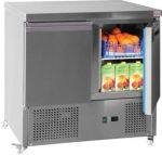 Valera 2 Door Compact Counter Fridge 240ltr (VSALSS2)
