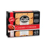 Cherry Flavour Bisquettes For Bradley Smoker (48 Pck)