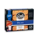 Pecan Flavour Bisquettes For Bradley Smoker (48 Pck)