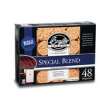 Special Blend Flavour Bisquettes For Bradley Smoker (48 Pck)