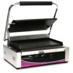 Pantheon Large Single Contact/Panini Grill Smooth CGL1S