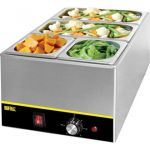 Buffalo S007 Bain Marie Complete With Pans