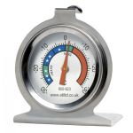 Fridge/Freezer Round Dial Thermometer