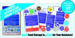 Food Storage Pack (17 Signs)