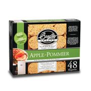 Apple Flavour Bisquettes For Bradley Smoker (48 Pck)