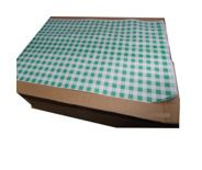 Duplex Food Wrap (Gingham)