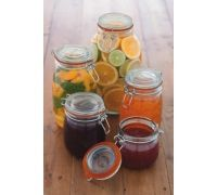 Preserving Jars & Bottles