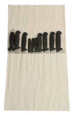 Canvas Knife Wallet (14 Compartment)