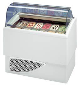Tecfrigo Carisma Ice Cream Display