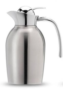 Elia Deluxe Vacuum Beverage Jug With Tea Infuser 1.5 ltr