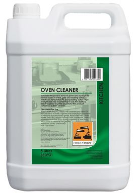 Oven Cleaner 5ltr