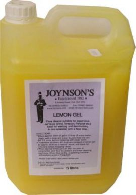 Lemon Floor Gel 5 Ltr