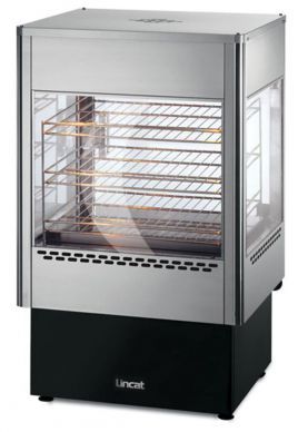 Lincat  UMSO50  Upright Heated Merchandiser with Oven