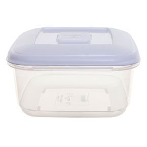 Whitefurze Square Food Storage Container 1 ltr