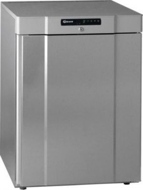 Gram K210 RG Undercounter Stainless Steel Fridge