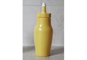 Yellow Sauce Bottle 200ml