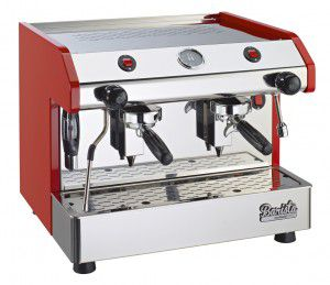 Bezzera Barista Compact Semi-Automatic Coffee Machine