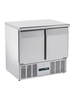 Blizzard BCC2-ECO Compact 2 Door Refrigerated Counter