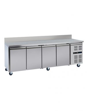 Blizzard HBC4 4 Door Refrigerated Counter