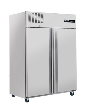 Blizzard BL2SS Upright Stainless Steel Double Freezer 1200ltr