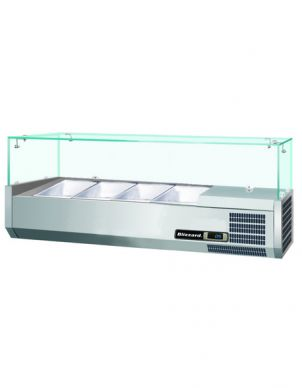 Blizzard TOP1200CR Refrigerated Topper Unit 1200mm Wide