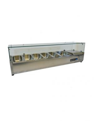 Blizzard TOP1500CR Refrigerated Topper Unit 1500mm Wide