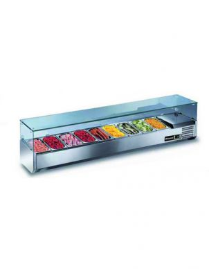 Blizzard TOP2000CR Refrigerated Topper Unit 2000mm Wide