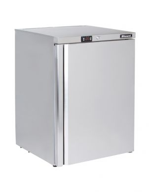 Blizzard UCF140 Undercounter Stainless Steel Freezer
