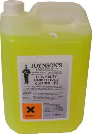 Jebsol 25 Hard Surface Cleaner 5 Ltr Joynsons