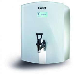 Lincat WMB3F/W White Wall Mounted Automatic Water Boiler