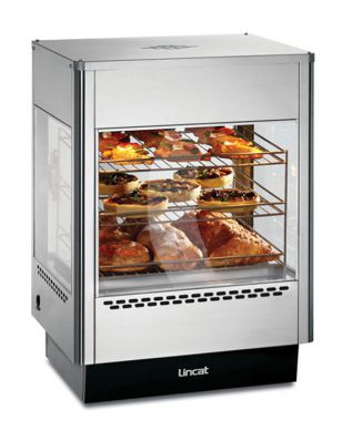 Lincat  UMS50  Upright Heated Merchandiser