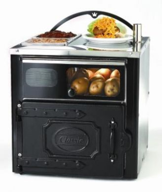 King Edward CLCOMP Potato Oven With Built In Bain Marie