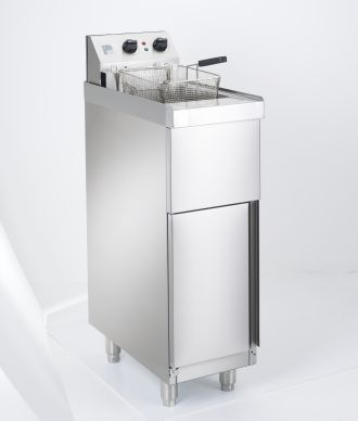 Parry NPSPF6 Electric Single Pedestal Fryer 6kW