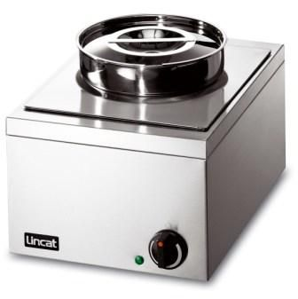 Lincat LRB Dry Well Single Round Pot Bain Marie