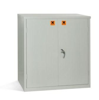Grey COSSH Cabinet 1000mm H x 915mm W x 457mm D