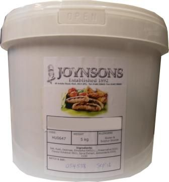 Celebration Beef Sausage Seasoning 5kg
