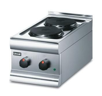 Lincat HT3 2 Burner Electric Hob Unit