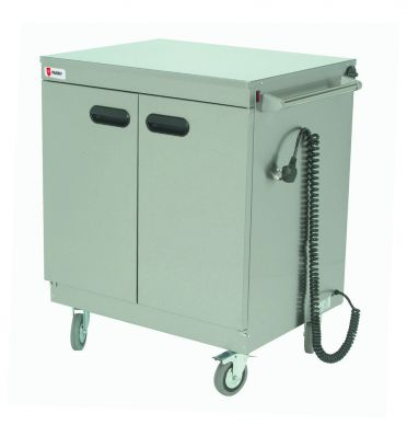 Parry 1888 Mobile Hot Cupboard 2kW