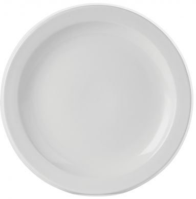 Simply Tableware Narrow Rim Plate 27.5cm/10.75