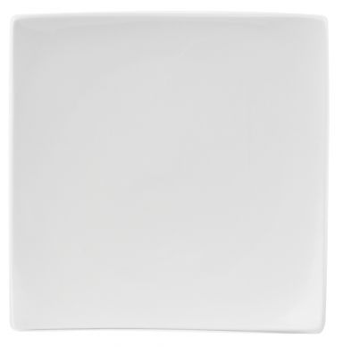 Simply Tableware Square Plate 27.5cm (4 Pack)
