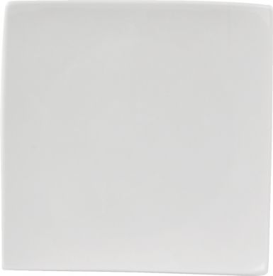 Simply Tableware Square Plate 20.5cm (6 Pack)