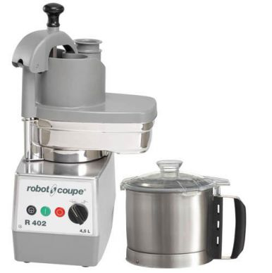 Robot Coupe R402 Food Processor 400v Three Phase