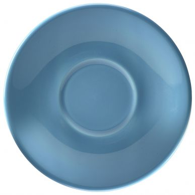 Royal Genware Blue Saucer 12cm For CR1241 (6 Pack)