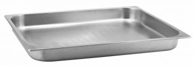 100mm Deep Stainless Steel 1/1 Gastronorm