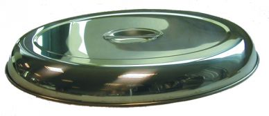 Stainless Steel Cover For Serving Dish 250mm