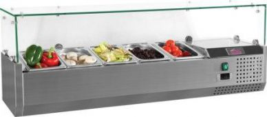 Valera VTW4G180 Refrigerated Topping Unit 1800mm Wide